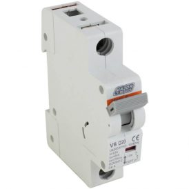 20A 3Ka Single Pole MCB (D Curve) 16