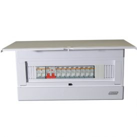 18 Way Distribution Board (Flush Mount) 12