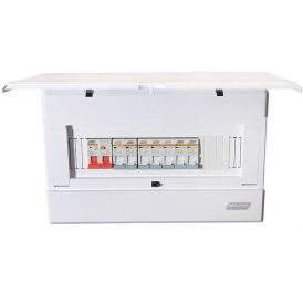 12 Way Distribution Board (Flush Mount) 7
