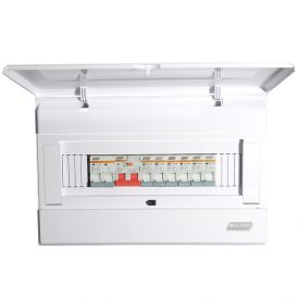12 Way Distribution Board (Flush Mount) 10