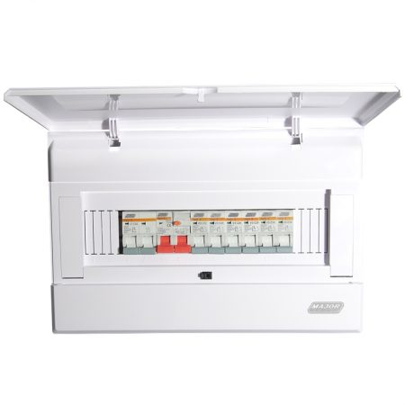 12 Way Distribution Board (Flush Mount) 1