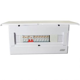15 Way Distribution Board (Flush Mount) 10