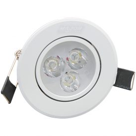 3 x 1W C1 LED Ceiling Lights 2