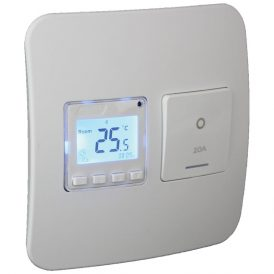 Digital Thermostat with Isolator Switch 2