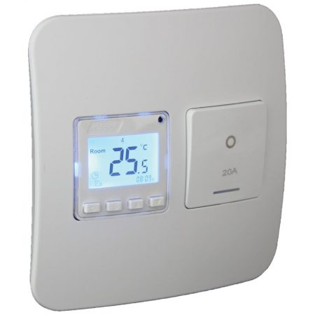 Digital Thermostat with Isolator Switch 1