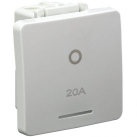 20A Double Pole Switch (2 Module) 8