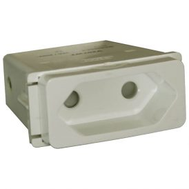 16A 2-pin Socket Outlet 2
