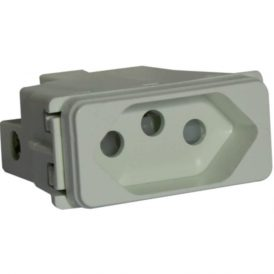 16A V-Slim 3 Pin Socket Outlet 4