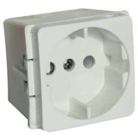 16A Schuko Socket Outlet 7