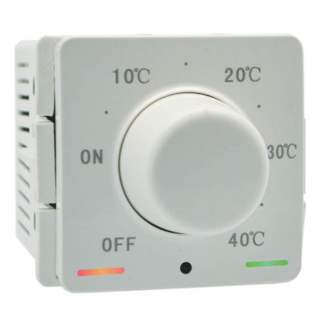 3000W / 13A Non-Programmable Rotary Thermostat 1