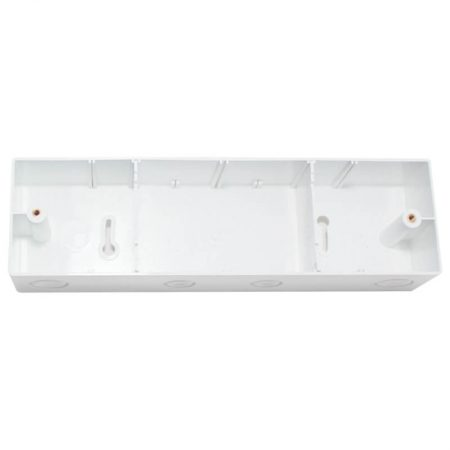 Omni-Cluster Flush Mount Wall Box 1
