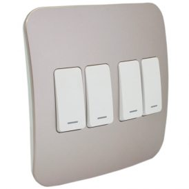 Four Lever Light Switch 7