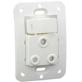 Single 16A RSA Socket Outlet 4