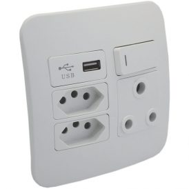 USB Wall Socket 4