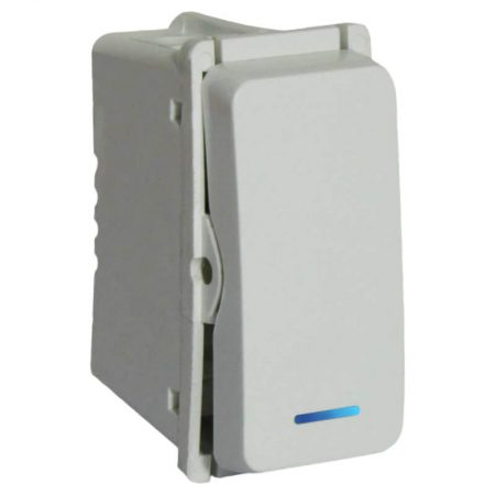 Bell Press Switch (1 Module) with Locator 1