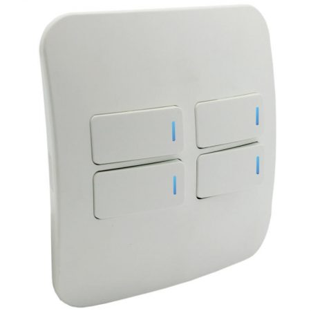 Four Lever One-Way Switch with Locator 1