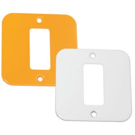 One Single Module Cover Plate 9