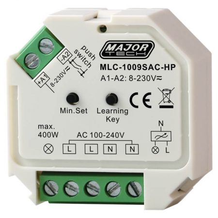 400W Tactile Dimmer 1