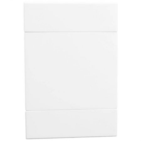 50 x 100mm Blank Cover Plate 1