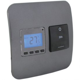 Digital Thermostat with Isolator Switch 4