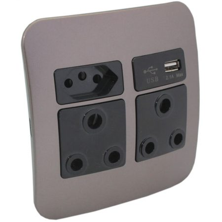 USB Wall Socket 1