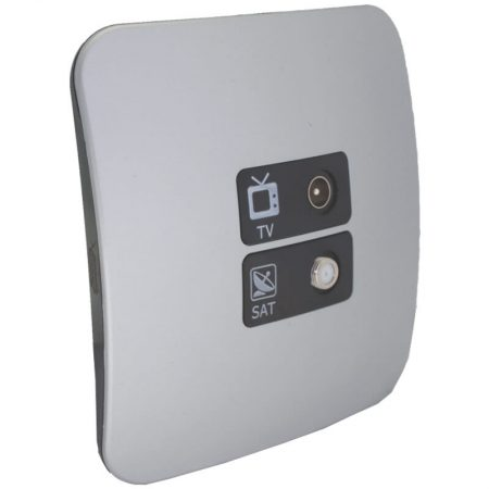 TV and Satellite Sockets Outlet 1