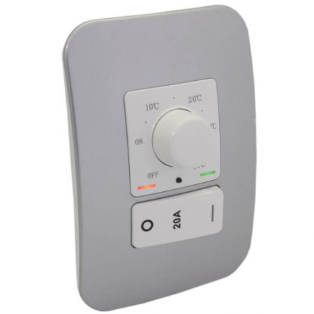 Rotary Thermostat with Isolator Switch 1