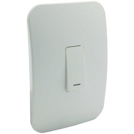 Bell Press Light Switch 1