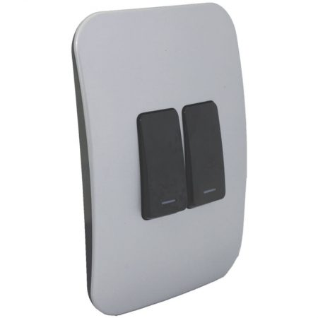 Two Lever Light Switch 1