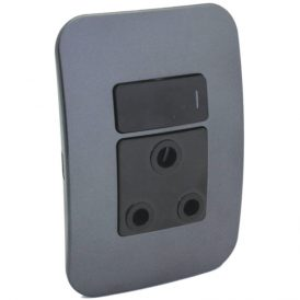 Single Switched Wall Socket 4