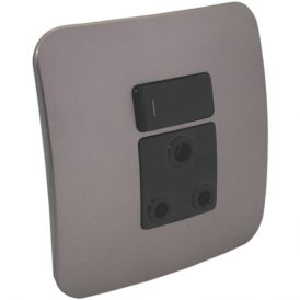 Single Switched Wall Socket 2