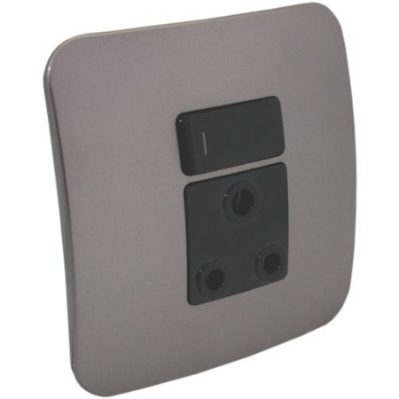 Single Switched Wall Socket 1