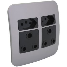 Unswitched Wall Socket 9