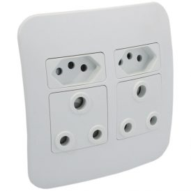 Unswitched Wall Socket 8