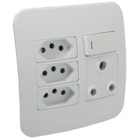 Switched Wall Socket 6