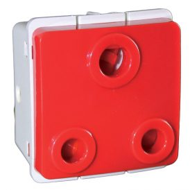 16A Dedicated Horizontal Socket Outlet 7