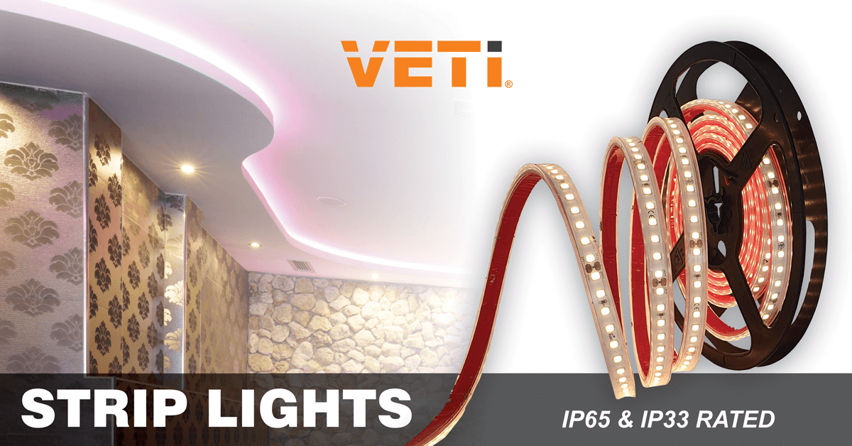 Veti Strip Lights: Elegance, Quality and Versatility