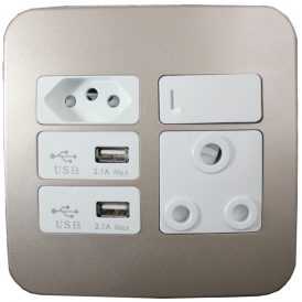 USB2 Socket Combination 7