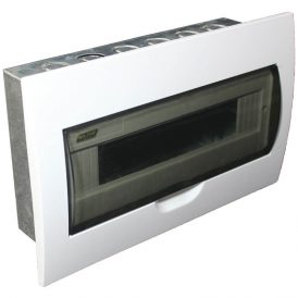 15 Way Flush Mount Board With Galvanised Steel Tray 4