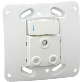 Single RSA Socket Outlet with Indicator 3
