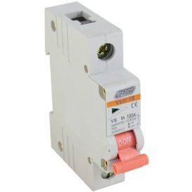 100A Single Pole Isolator 12