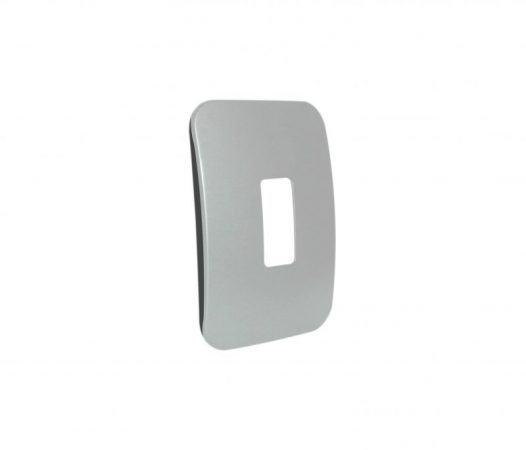 One Single Module Vertical Cover Plate 1