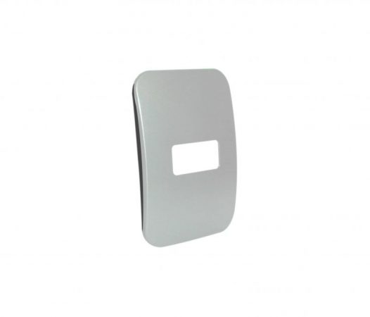One Single Module Horizontal Cover Plate 1